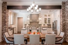 Home Plan - Farmhouse Interior - Dining Room Plan #430-204