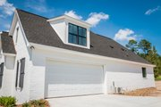 Ranch Style House Plan - 4 Beds 2.5 Baths 2404 Sq/Ft Plan #430-169 Exterior - Other Elevation