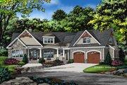 Craftsman Style House Plan - 3 Beds 2 Baths 2025 Sq/Ft Plan #929-1040