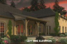 Dream House Plan - European Exterior - Other Elevation Plan #48-363