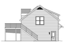Cottage Exterior - Other Elevation Plan #932-241