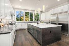 House Plan Design - Contemporary Interior - Kitchen Plan #1066-62
