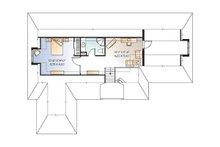 Cottage Floor Plan - Upper Floor Plan Plan #23-675