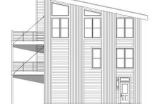 Dream House Plan - Contemporary Exterior - Other Elevation Plan #932-256