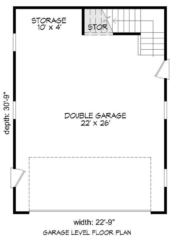 Dream House Plan - Country Floor Plan - Main Floor Plan #932-242