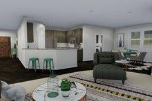 Dream House Plan - Ranch Interior - Family Room Plan #1060-12