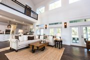 Country Style House Plan - 4 Beds 3.5 Baths 4469 Sq/Ft Plan #119-216 Interior - Other