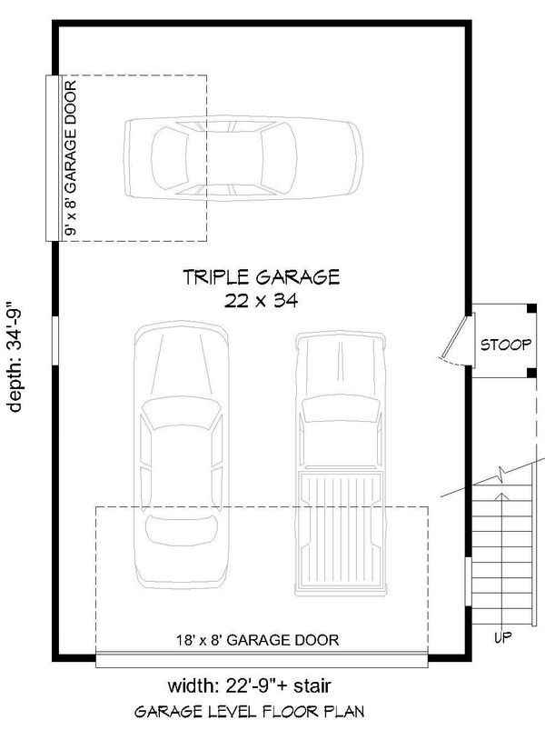 Dream House Plan - Country Floor Plan - Main Floor Plan #932-195