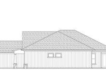 Craftsman Exterior - Other Elevation Plan #938-101