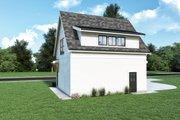 Farmhouse Style House Plan - 1 Beds 1 Baths 640 Sq/Ft Plan #1070-138
