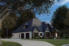 Dream House Plan - Craftsman Exterior - Other Elevation Plan #923-172