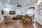 European Style House Plan - 4 Beds 5.5 Baths 6594 Sq/Ft Plan #930-516 Interior - Other