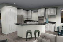 House Plan Design - Ranch Interior - Kitchen Plan #1060-5