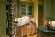 Craftsman Style House Plan - 3 Beds 3 Baths 3642 Sq/Ft Plan #54-391 Interior - Kitchen