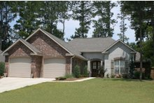 Home Plan - Traditional Exterior - Front Elevation Plan #430-75