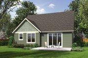 Craftsman Style House Plan - 3 Beds 2.5 Baths 1986 Sq/Ft Plan #48-643