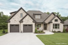 Traditional Exterior - Front Elevation Plan #929-792