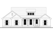 House Design - Farmhouse Exterior - Front Elevation Plan #430-230