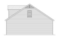 Architectural House Design - Country Exterior - Other Elevation Plan #932-221