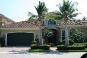 Mediterranean Style House Plan - 3 Beds 3 Baths 3063 Sq/Ft Plan #420-215 Photo