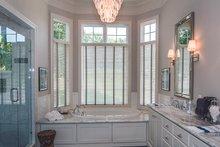 Tudor Interior - Master Bathroom Plan #929-947