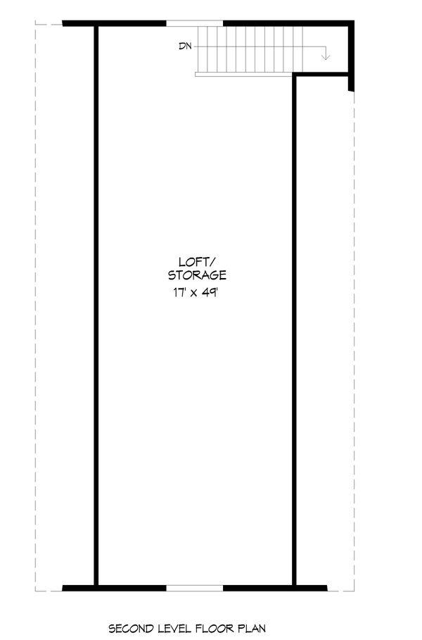 Dream House Plan - Southern Floor Plan - Upper Floor Plan #932-86