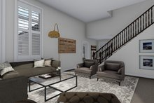 Dream House Plan - Traditional Interior - Family Room Plan #1060-62