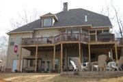 Craftsman Style House Plan - 4 Beds 2.5 Baths 2562 Sq/Ft Plan #437-3