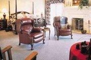 Southern Style House Plan - 4 Beds 5 Baths 4220 Sq/Ft Plan #72-193 Photo