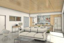 House Design - Modern Interior - Kitchen Plan #497-17