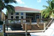 Mediterranean Style House Plan - 4 Beds 4.5 Baths 4370 Sq/Ft Plan #420-153 Photo