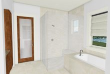 Craftsman Interior - Master Bathroom Plan #1069-1