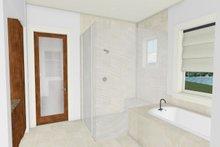 House Design - Craftsman Interior - Master Bathroom Plan #1069-1