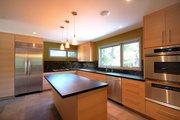 Modern Style House Plan - 3 Beds 3 Baths 2550 Sq/Ft Plan #909-10 Interior - Kitchen
