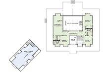 Country Floor Plan - Upper Floor Plan Plan #17-2398