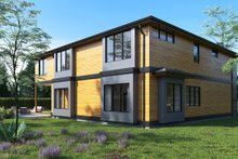 Contemporary Exterior - Other Elevation Plan #1066-49