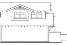 Home Plan - Craftsman Exterior - Other Elevation Plan #124-650