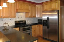 Dream House Plan - Country Interior - Kitchen Plan #44-155