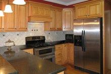 Architectural House Design - Country Interior - Kitchen Plan #44-155