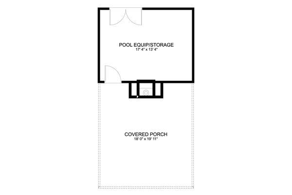 Dream House Plan - Traditional Floor Plan - Main Floor Plan #1060-94