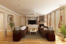 Dream House Plan - Tudor Photo Plan #45-373