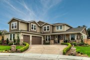 Traditional Style House Plan - 4 Beds 2.5 Baths 3618 Sq/Ft Plan #569-39