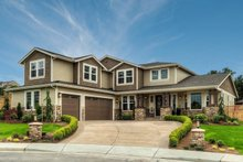 Home Plan - Traditional Exterior - Front Elevation Plan #569-39