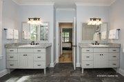 Craftsman Style House Plan - 3 Beds 2 Baths 2004 Sq/Ft Plan #929-14 Interior - Master Bathroom