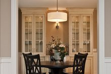 Classical Interior - Dining Room Plan #928-240
