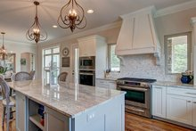 Home Plan - Ranch Interior - Kitchen Plan #437-89