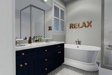 House Plan Design - Traditional Interior - Master Bathroom Plan #1060-67