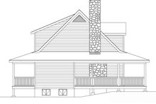 Country Exterior - Other Elevation Plan #22-221
