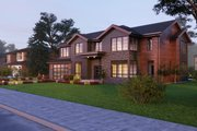 Traditional Style House Plan - 4 Beds 4.5 Baths 4001 Sq/Ft Plan #1066-60