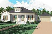 Southern Style House Plan - 3 Beds 2 Baths 1437 Sq/Ft Plan #81-222